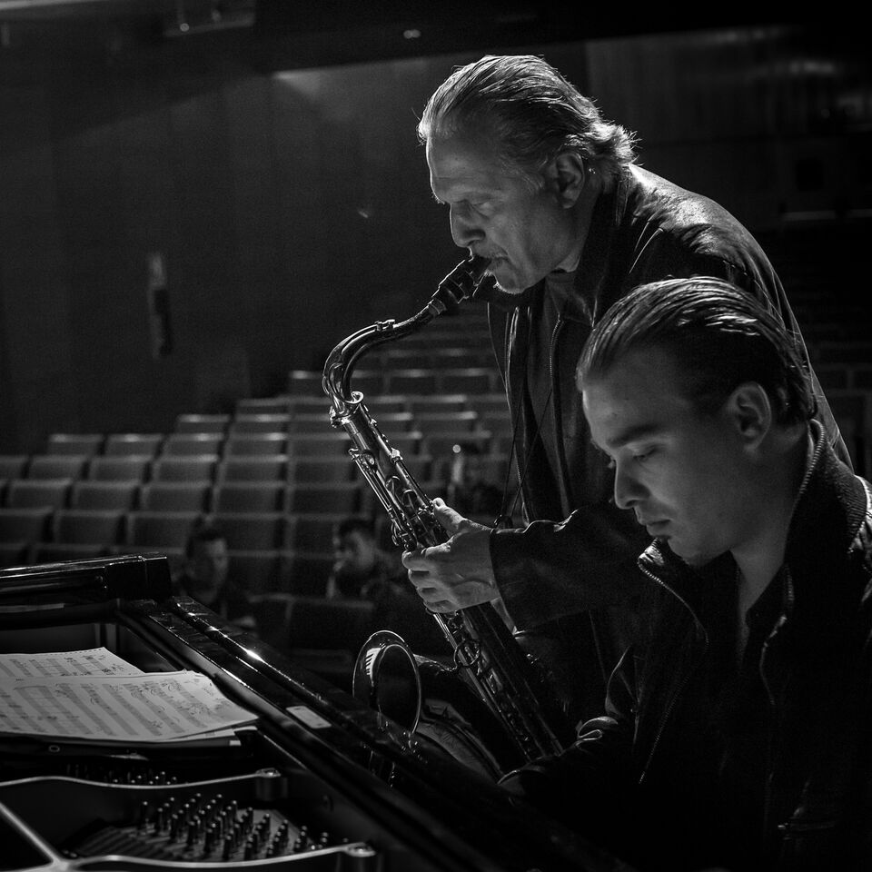 Jerry Bergonzi Quartet