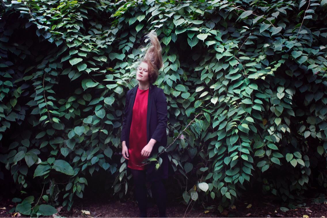 Adele Sauros. Kuva: Sonja Vainionpää