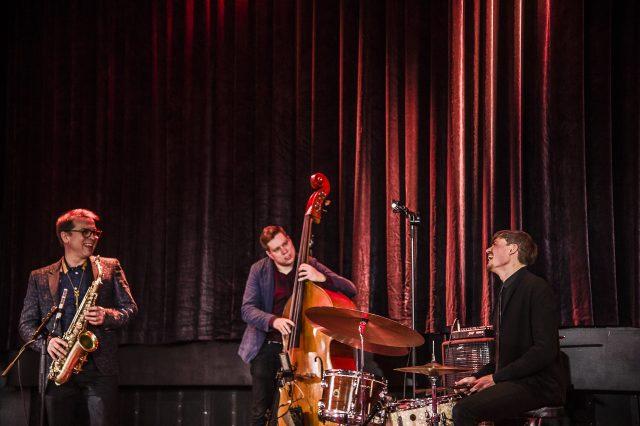 Jukka Perko Tritone goes Dizzy Photo: Lennart Holmberg