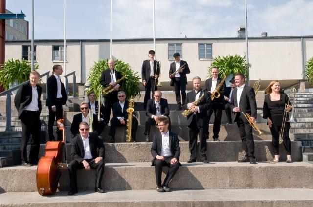 Turku Jazz Orchestran voi nähdä kesällä jazzfestivaaleilla. Kuva: Pia Jalkanen