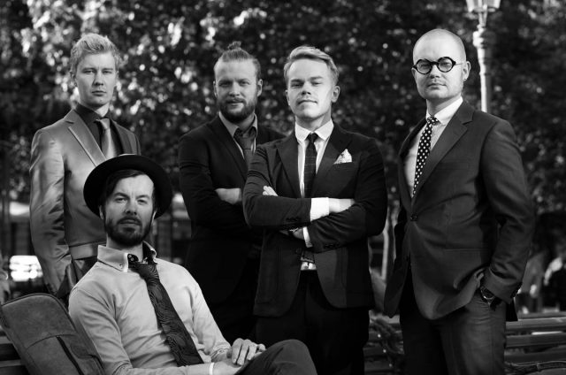 Kalevi Louhivuori Quintet. Kuva: Marek Sabogal