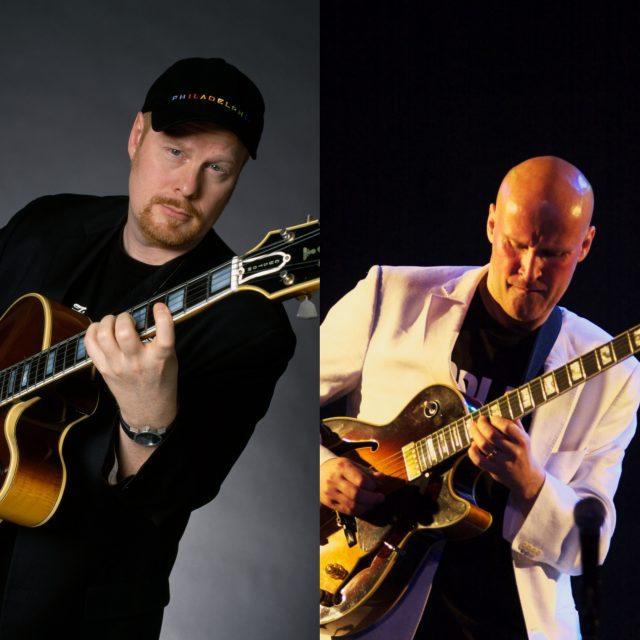 Ulf Wakenius ja Niklas Winter