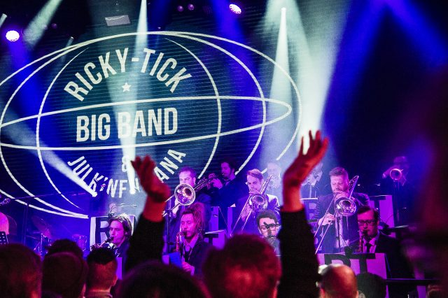 Ricky-Tick Big Band Photo: Lennart Holmberg