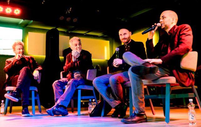 Flame Jazz Talk Show