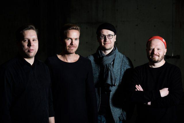 Joonas Haavisto Trio feat. Teemu Viinikainen. Kuva: Tuomas Timonen