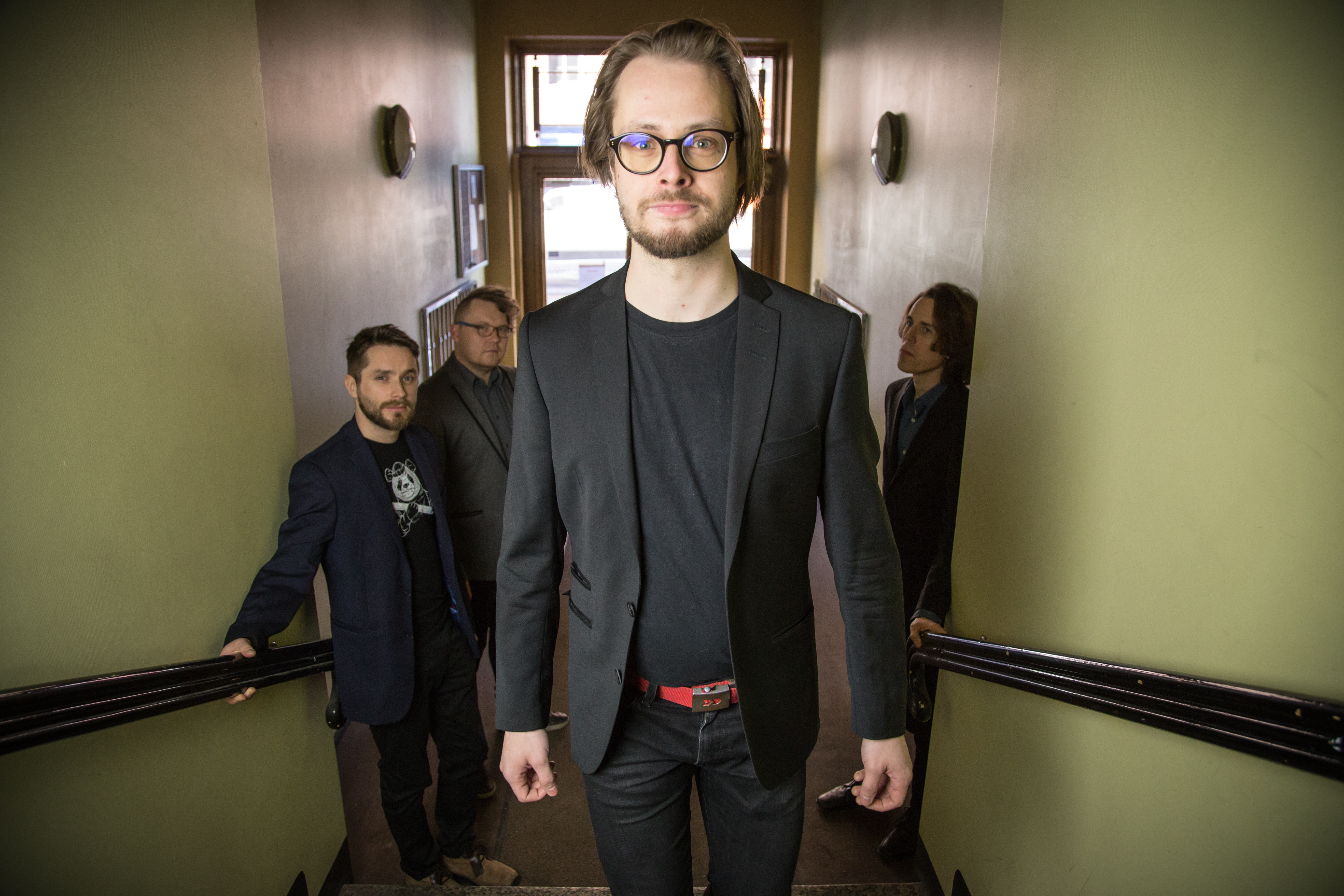 Tuomas Paukku Scription. Kuva: Antti Kujanpää