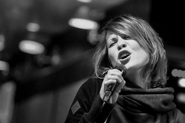 Jazzlaulaja Kadi Vija tähdittää Jazz City Turun Taiteiden yötä.