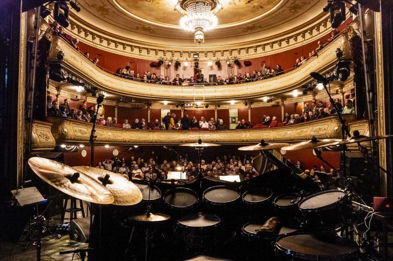 Turku Jazz Festival juhlii tänä vuonna viisikymppisiä. Kuva: Lennart Holmberg