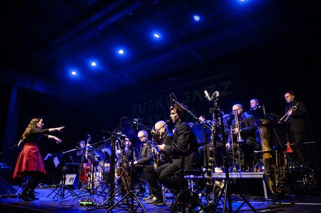 Turku Jazz Orchestra & Outi Tarkiainen: Unpainted Portraits
