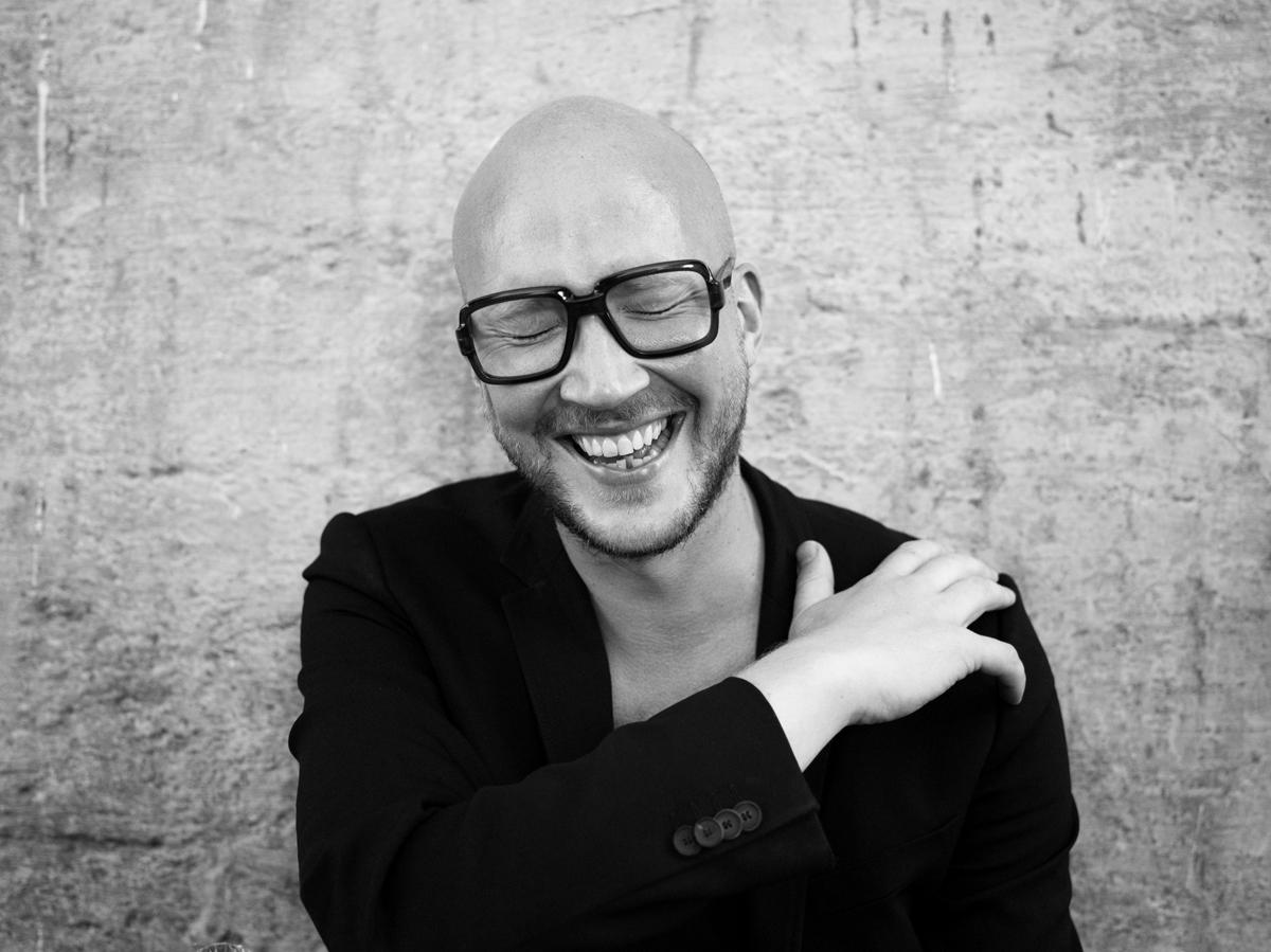 Marzi Nyman soittaa Turku Jazz Orchestran vieraana 30.10. Kuva: Aki Pekka Sinikoski.