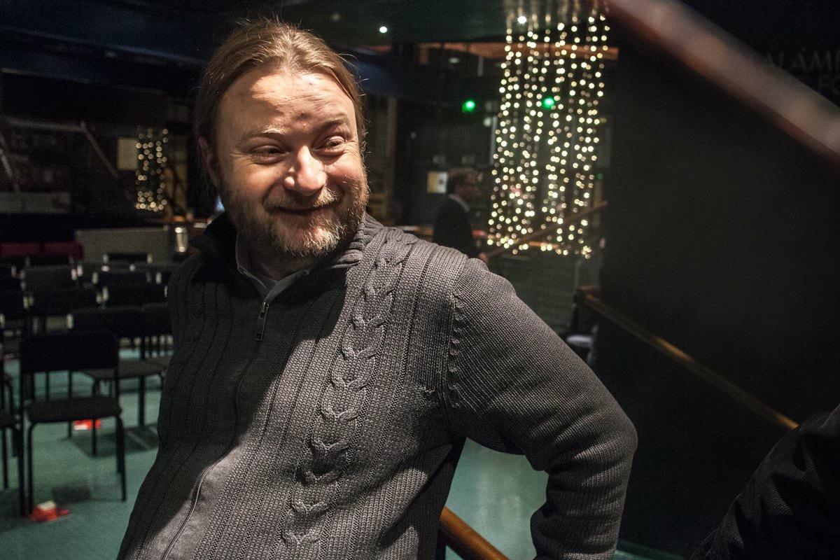 Juha Järvinen, kuva Olli Sulin