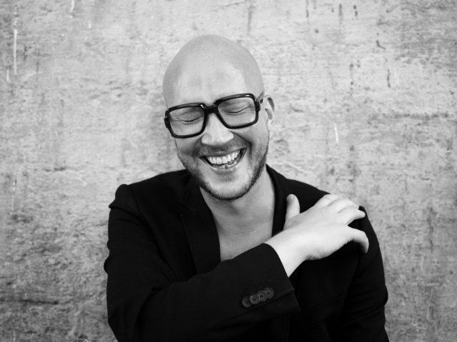 Marzi Nyman soittaa Turku Jazz Orchestran solistina lokakuussa. Kuva: Aki-Pekka Sinikoski