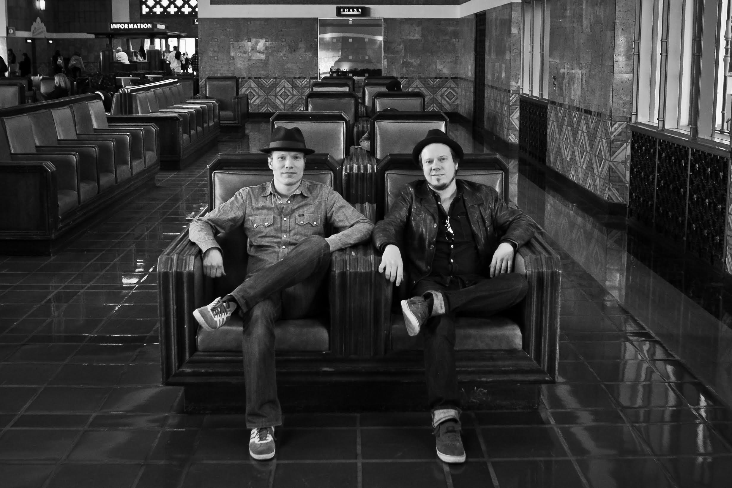 Tuomo & Markus esiintyvät sunnuntaina jazzristeilyllä yhdessä Verneri Pohjolan kanssa.