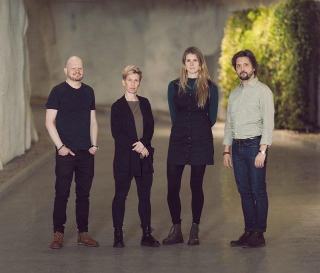 Riitta Paakki Quartet. Kuva: Teemu Mattsson.