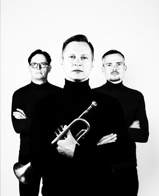 Jukka Eskola Soul Trio. Kuva: Sissi Vuorjoki.