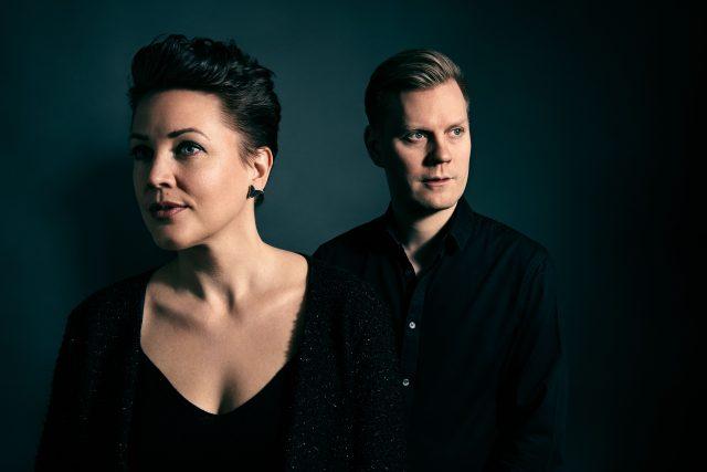 Mari Palo ja Aki Rissanen.    Kuva: Chris Tomas Konieczny