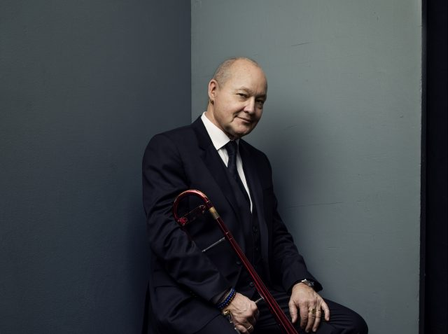 Nils Landgren. Kuva: Thron Ullberg.